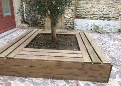 Création conseil départemental Paysagiste sur Avignon