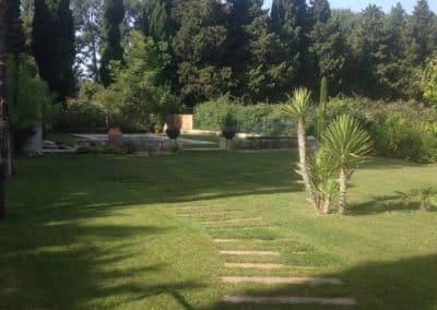 Paysagiste à Saint Rémy de Provence